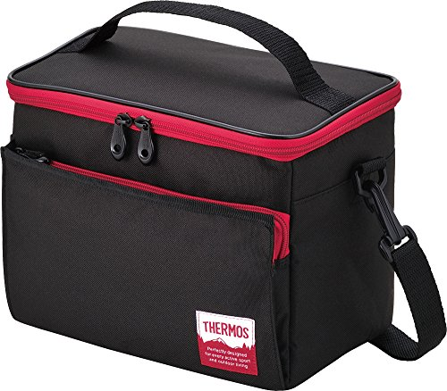 Thermos soft cooler 5L Black REF-005 - Coolers Soft Thermos