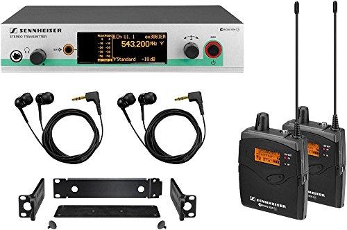 Sennheiser EW 300 2IEM ear Monitoring