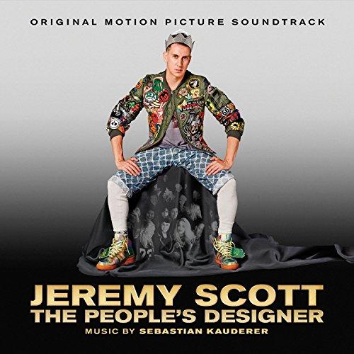 Digital Booklet: Jeremy Scott: The People's Designer (Original Motion Picture - Designer Jeremy