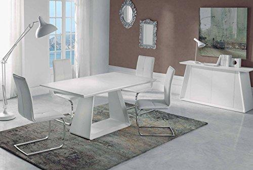 Design-Esstisch : Kollektion BONN 140(180)x76x90cms.