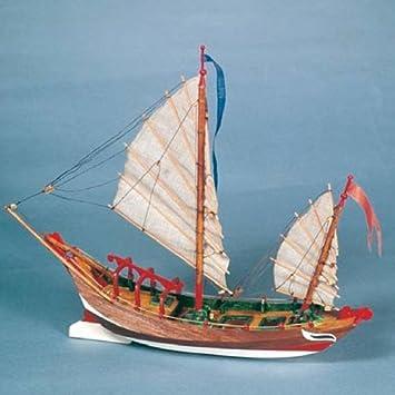 Amati - Kits modelismo naval maqueta barco Sampang: Amazon ...