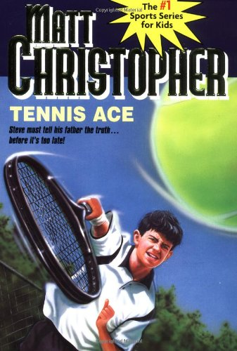 Book cover for Tennis Ace