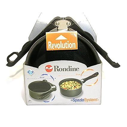 rondine – Cazo Alu Spazio 16 cm cola plegable *