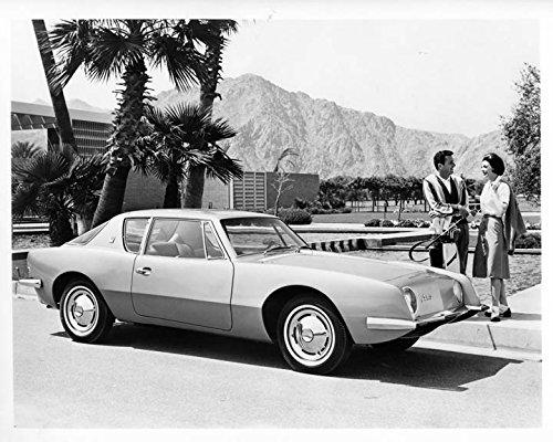 Amazon.com: 1963 Studebaker Avanti Automobile Photo Poster ...