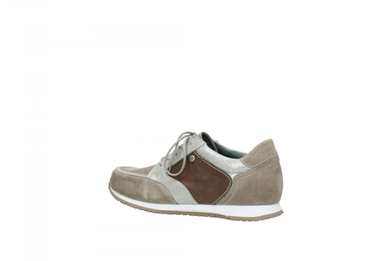 Wooty Taupe Comfort Suede tenisky Ewood Wooty 40150 Taupe Suede bfdb086 806f0193d8