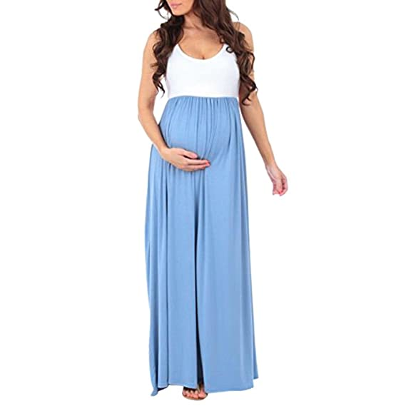 Vestidos para mujeres 💖 BBsmileVestido mangas Corta del tinica chaleco del O Collar de la
