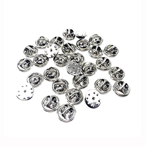 ThreeBulls Silver Comfort Butterfly Replacement product image
