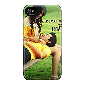 Series Skin Case Cover For Iphone 4/4s(i Love You) by icecream design