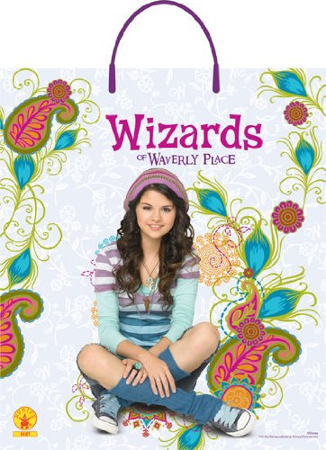 Rubie's Wizards of Waverly Place Wiz Tech Candy Bag