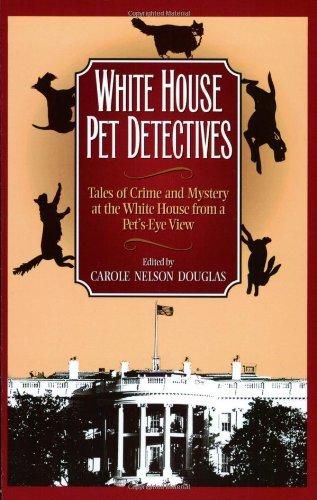White House Pet Detectives Mysteryat product image
