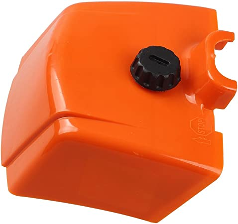 Rear Handle Fuel Gas Tank Air Filter Cleaner Cover For Stihl 038 MAGNUM AV Super