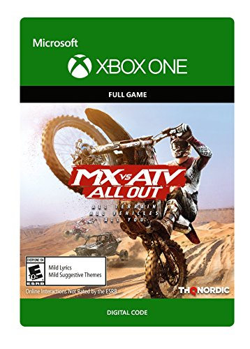 MX vs ATV All Out - Xbox One [Digital Code] by THQ Nordic