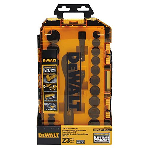 Buy mechanics socket set black
