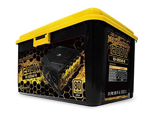 Raidmax Cobra Power 1200W 80 Plus Gold Power Supply by Raidmax (Image #2)