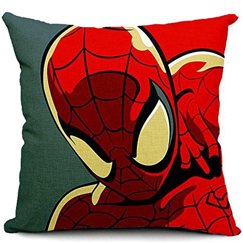 Funda de cojín almohada sofá cojín decorativo con diseño de ...
