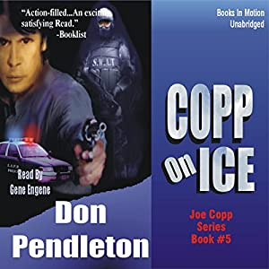 Copp on Ice Audiobook