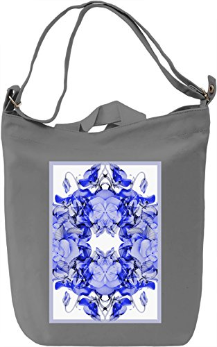 Flowers Collage Borsa Giornaliera Canvas Canvas Day Bag| 100% Premium Cotton Canvas| DTG Printing|