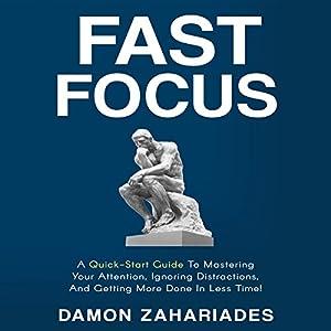 Fast Focus Audiobook