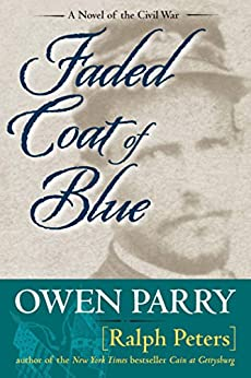 Faded Coat Blue Ralph Peters ebook product image