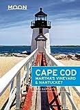 img - for Moon Cape Cod, Martha's Vineyard & Nantucket (Moon Handbooks) book / textbook / text book