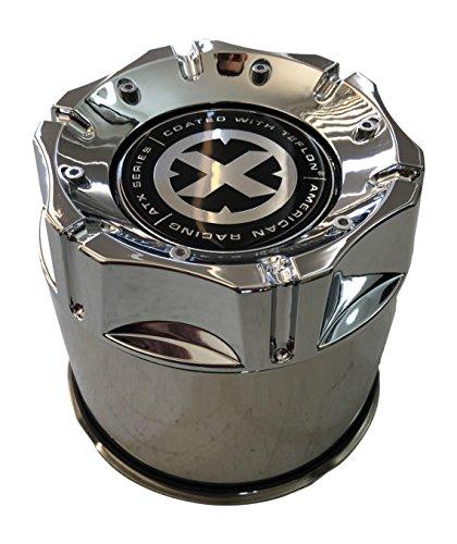 - American Racing ATX 1425000011 Chrome Wheel Center Cap