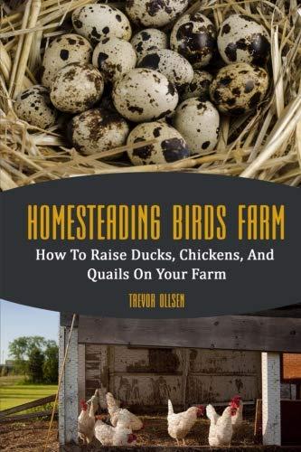 Homesteading Birds Farm: How To Raise Ducks, Chickens, And Quails On Your Farm