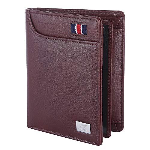 AM LEATHER Leather Men's Wallet (AM024)