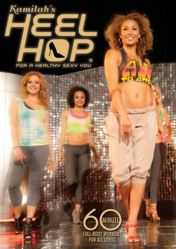 HEEL HOP® - Strap on your Heels for a Revolutionary Full-Body Metabolic Workout.