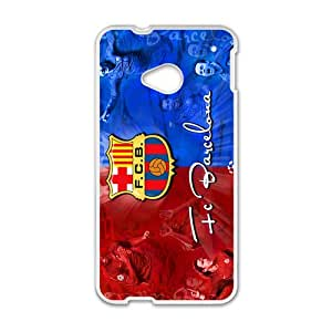 SVF FC BarcelonaCell Phone Case for HTC One M7