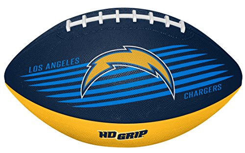 Rawlings NFL Los Angeles Chargers 07731083111NFL Downfield Football (All Team Options), Blue, Youth