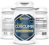 Cheap Natural Stacks Liquid Curcumin- Turmeric Supplement – 30-Day Supply (60 Count) – Active Anti-Inflammatory Compound from Turmeric – Joint Health Support – May Boost Metabolism