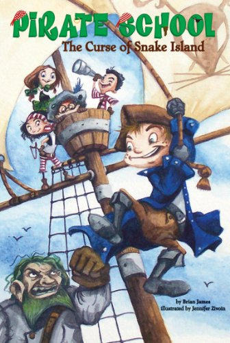 The Curse of Snake Island #1 (Pirate School)
