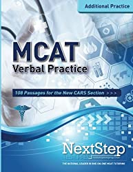 MCAT Verbal Practice: 108 Passages for the new CARS Section