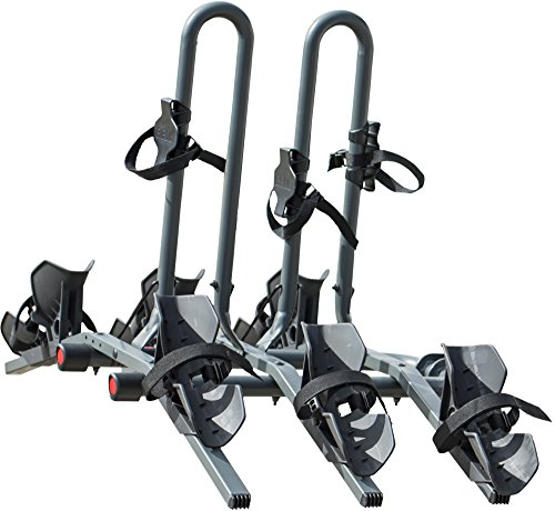 - Bell Right Up 350 3-Bicycle Platform Hitch Rack