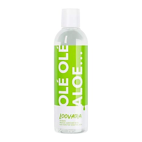 gel lubrifiant aloe vera
