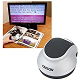 Carson DR-300 EZRead Electronic Digital Reading Aid Magnifier