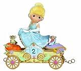 Precious Moments, Disney Showcase Collection,  Bibbidi, Bobbidi, Boo – Now Youre Two!, Disney Birthday Parade, Age 2, Resin Figurine, 104404