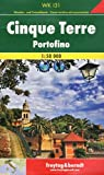 img - for Cinque Terre 1:50 000 FB (Italy) (English, French, Italian and German Edition) book / textbook / text book
