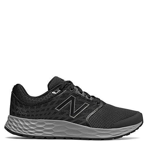 New Balance Men's MW1165 Athletic Walking Shoe, Size: 15 Width: D Color: Black/Grey