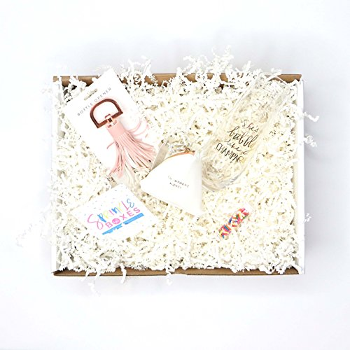 (Champagne Bubbly Sprinkle Box (Gift Assortment/Basket))
