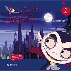 Nachtflug (Die Schule der kleinen Vampire 2)