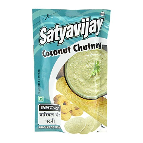 Satyavijay, Coconut Chutney, 100 Grams(gm)