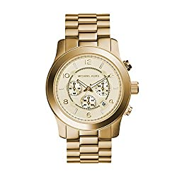 Image of the product Michael Kors MK8077 Gold that is listed on the catalogue brand of Michael Kors.
