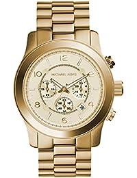 MK8077 Gold-Tone Men's Watch