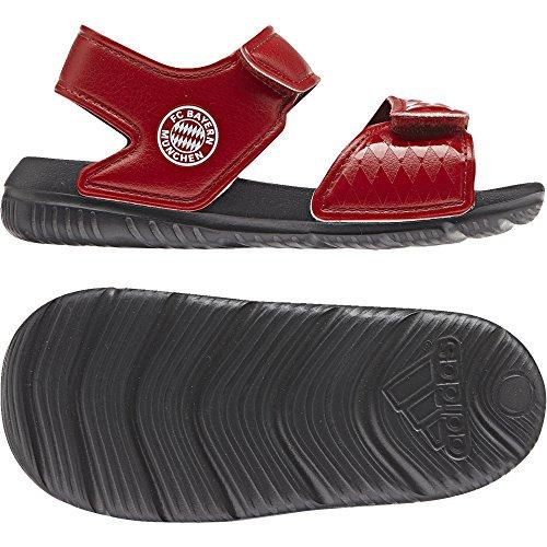 get cheap a923f cbd82 adidas FC Bayern München Altaswim, Sandales Bout Ouvert Mixte bébé  Amazon.fr Chaussures et Sacs