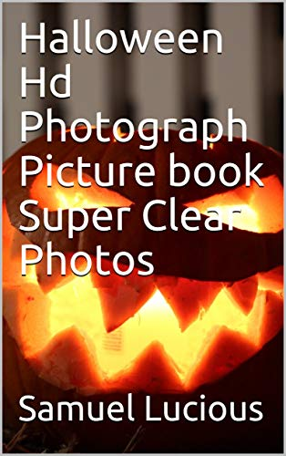 Halloween Hd Photograph Picture book Super Clear Photos