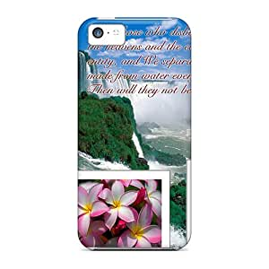 New Iphone 5c Cases Covers Casing(a Verse From The Book Of Guidance)