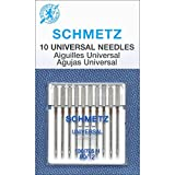 #10: Schmetz Universal Needle Size 80/12 10pc