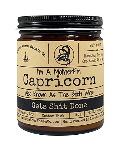 good gifts for Capricorns