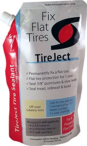 Tire Sealant Refill Pouch - Location Closest My To Best The Buy